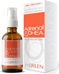 Adrenal & DHEA Homeopathic product by ProBLEN