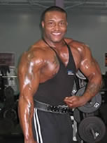 Chris Helm, bodybuilder
