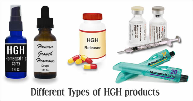 Compare HGH Products