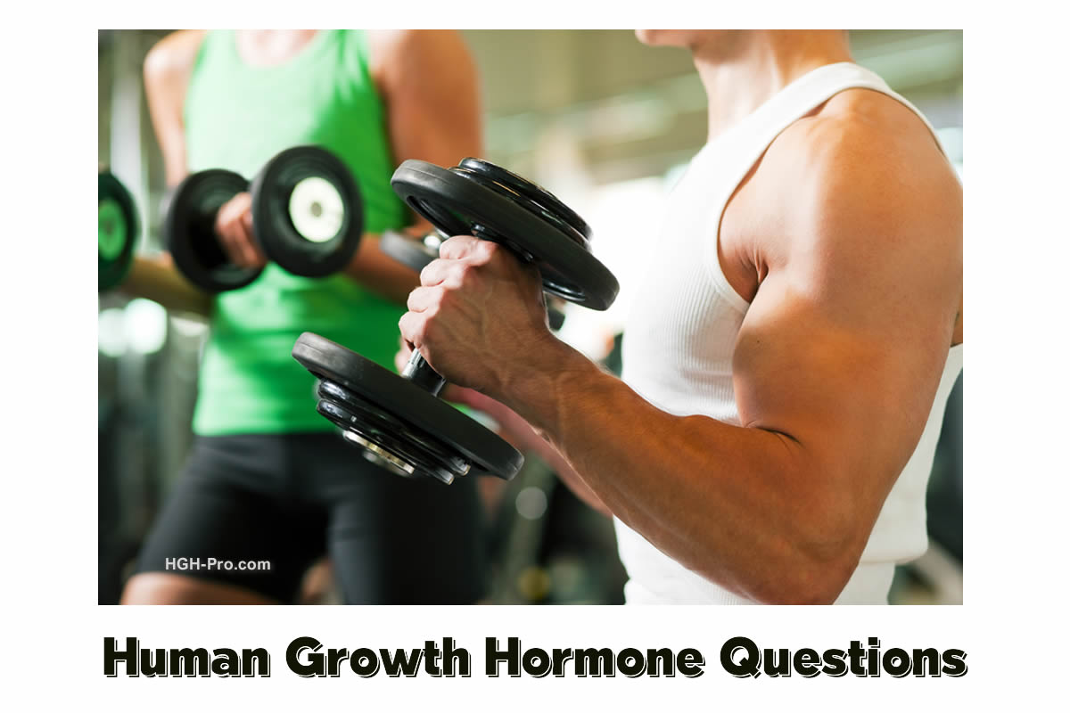 HGH questions from athletes