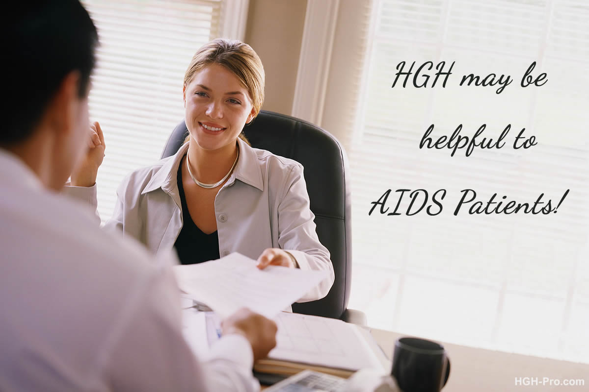 HGH and AIDS