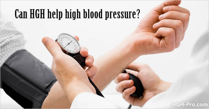 HGH and High Blood Pressure