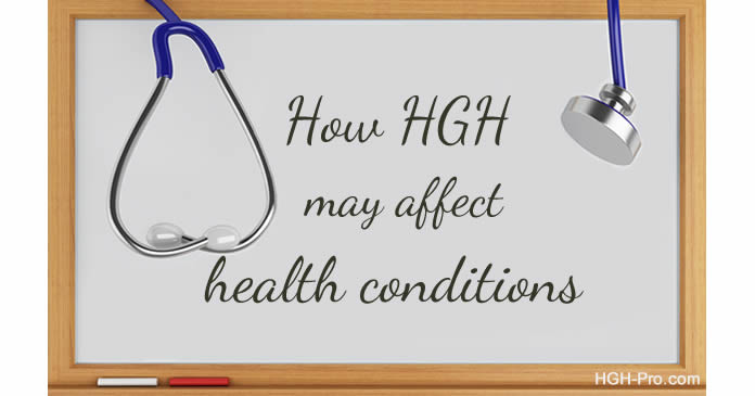 HGH and health conditions