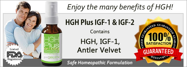 HGH Plus IGF-1 & IGF-2 reviews
