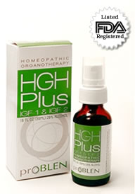 HGH Plus with velvet antler