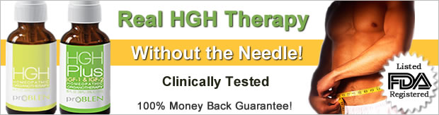Clinically proven HGH products