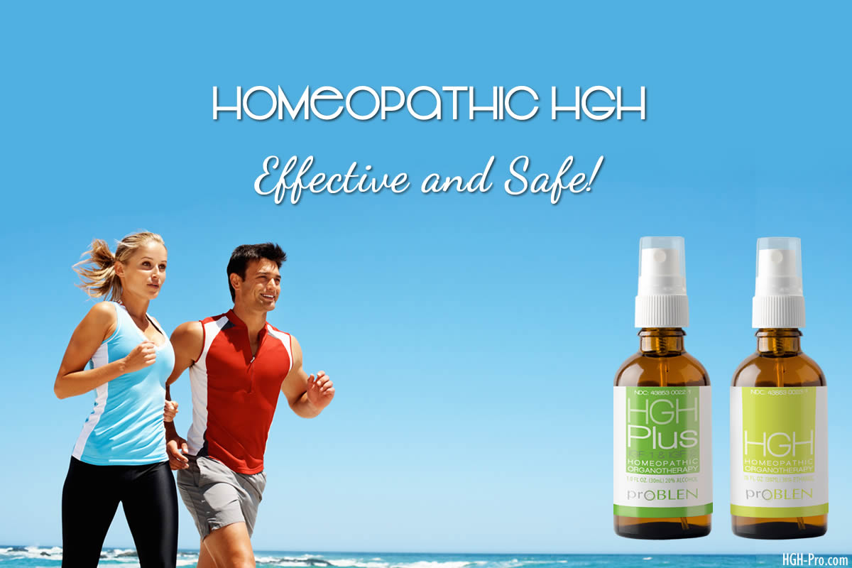 Homeopathic HGH Sprays