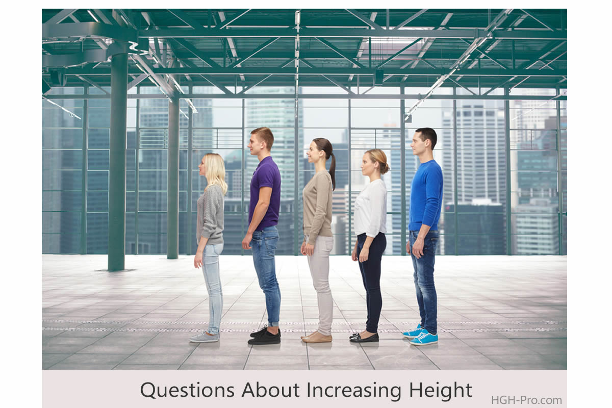 Can HGH increase height in adults?