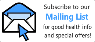 Subscribe to our mailing list!