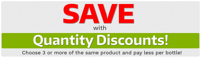 Save with quantity discounts!