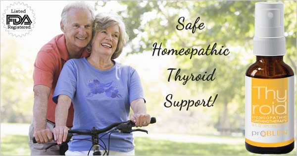 Thyroid Homeopathic Support